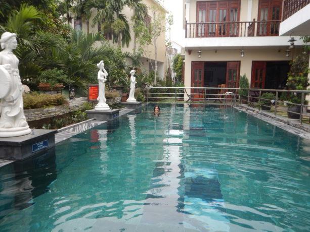 מלון חלומי בהוי אן, ויאטנם